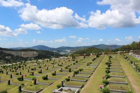 묘지,매장묘 by 하늘세상
